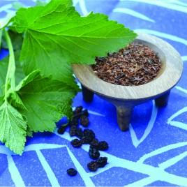 Blackcurrant Rooibos Loose Tea (200g)
